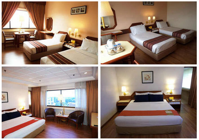 Bilik Emperor Hotel Melaka