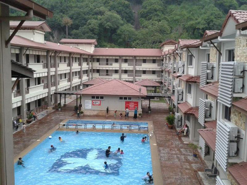 Kangar Malaysia  city images : Hotel Seri Malaysia Kangar, Perlis   Percutian Bajet
