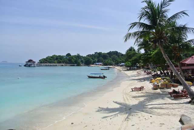 bercuti ke pulau perhentian percutian bajet