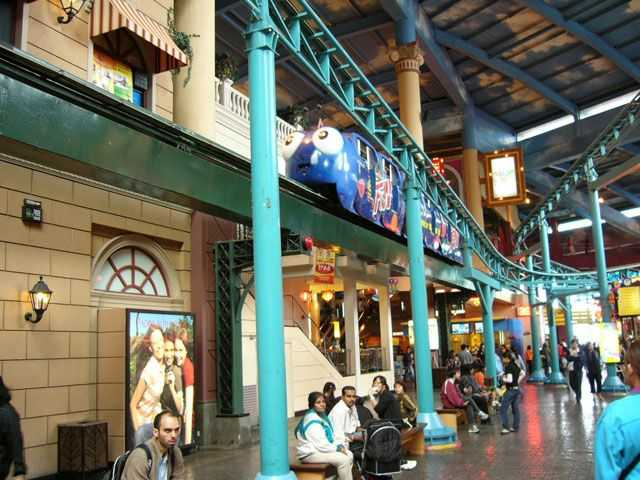 Genting Highland First World Indoor Theme Park.
