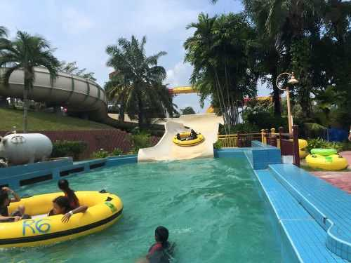 AFamosa Resort Water Park