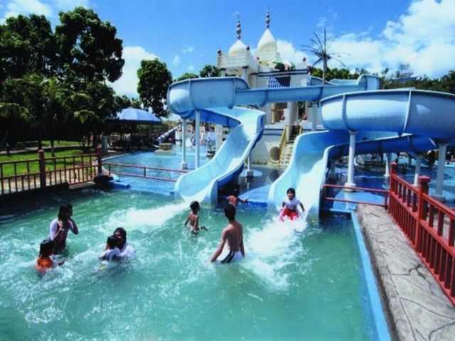 A Famosa Melaka Waterworld