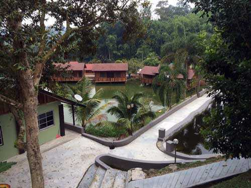 Ajlaa Village Resort Hulu Langat.