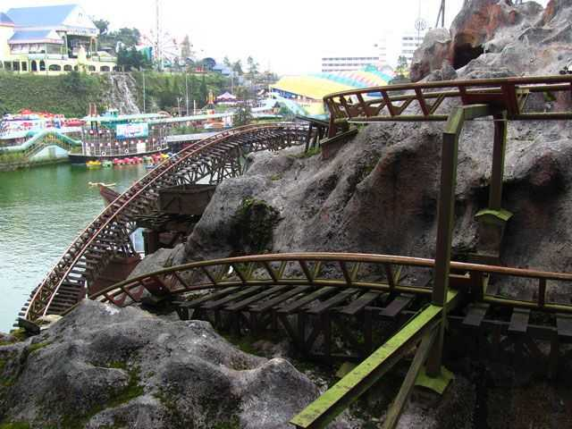 Genting Outdoor Theme Park.