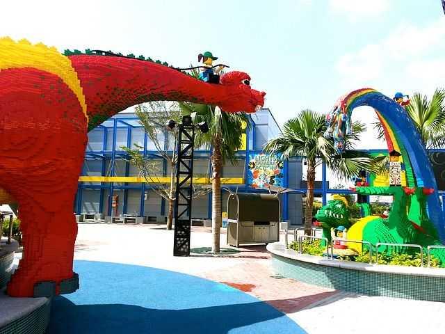 Harga tiket dan aktiviti menarik di Legoland Johor