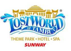 Lost World of Tambun logo.