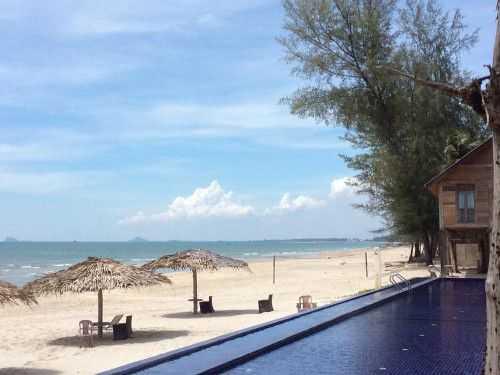 Pantai Tok Bali Pasir Puteh Kelantan