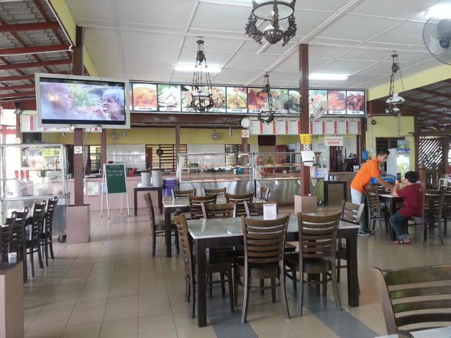 Restoran Nasi Padang Langkasuka Sungai Petani Percutian Bajet