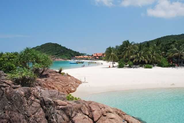 Pantai Dan Resort Menarik Di U Redang Terengganu