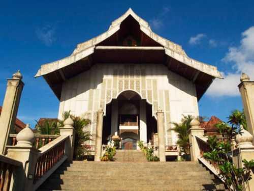 Muzium Negeri Terengganu Untuk Mengenali Kebudayaan