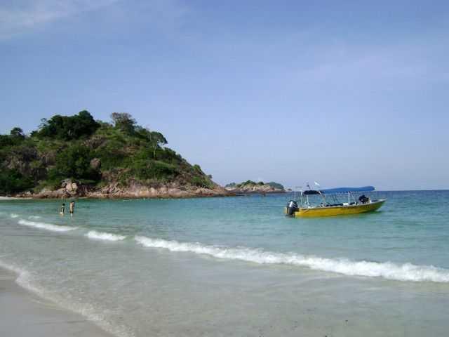 Pasir Panjang Di U Redang Adalah Salah Satu Tempat Menarik Untuk Aktiviti Snorkeling