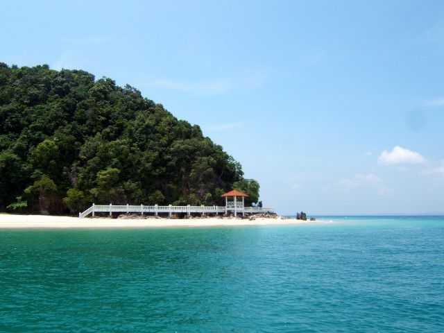Pemandangan Cantik Di U Kapas Terengganu