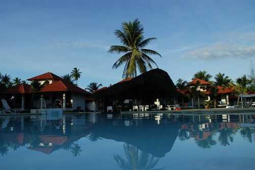 D Aur Beach Resort Kelantan